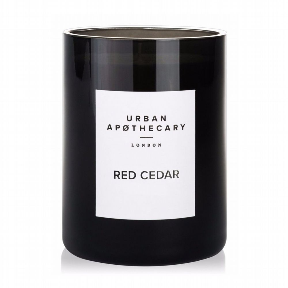 Urban Apothecary - Scented Candle - Red Cedar